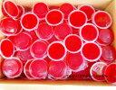 ブリード インセクトゼリー レッド65g(ハイグレードタイプ) 140個入りケース 昆虫ゼリー カブトムシ、クワガタ用