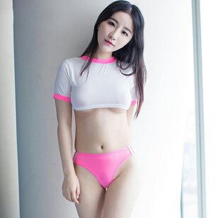 体操服ブルマセクシーコスプレ衣装下乳レディースコスチュームエロエロい過激紺ピンク赤