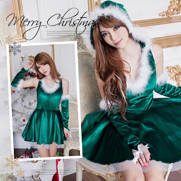 クリスマス コスプレ グリーン サンタ セクシー サンタ コスプレ レディース 大人 クリスマス コスチューム ホワイトデー お返し 衣装 2019 ミニスカサンタ 緑 グリーン クリスマスコスチューム ホワイトデー お返し costume