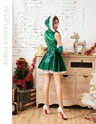 サンタコスプレクリスマス大人サンタコス可愛いかわいいレディース衣装セクシーサンタクロースクリスマスコスチュームパーティーブラックサンタミニスカサンタ即日2019cosplaycostume