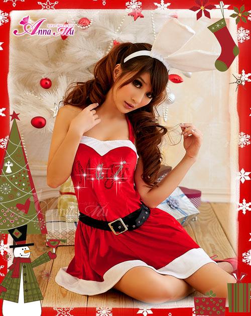 【送料無料】サンタ コスプレ 過激 レディース サンタコス クリスマス コスチューム 大人 衣装 セクシー サンタクロース クリスマスコスチューム パーティー 即日 2018