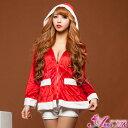 クリスマス コスプレ サンタ 衣装 パンツ レディース サンタコス 可愛い かわいい 長袖 クリスマス コスチューム 大人 セクシー サンタクロース クリスマスコスチューム パーティー 即日 2019