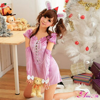 b8678800c6c Puffy nipples straining Santa cosplay sale Santa outfits women Christmas  costume cosplay Bunny girl s031 pink banner Santa girl sexy dress one piece  Santa ...