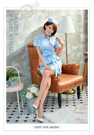 ナースハロウィンコスプレ看護婦女医医者コスプレ衣装ナース服コスチューム制服ナースゾンビ血可愛いコスプレハロウィン仮装ハロウィン衣装cosplaycostumesscなーす
