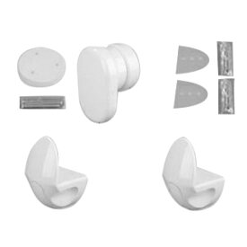 LIXIL/TOSTEM 風呂ふた フック 組みフタフックセット RMBV002 [リクシル][トステム]