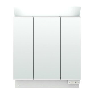 没有盥洗台rikushirupiaramirakyabinetto正面宽度750mm MAR2-753TXS 3面镜子标准LED全收藏总高度1900mm事情阴结尾