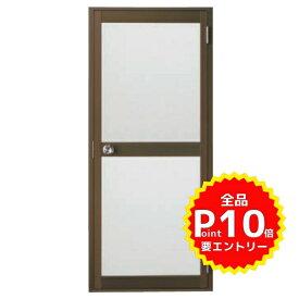浴室ドア 枠付 LIXIL リクシル トステム ロンカラー浴室用 握り玉仕様 樹脂パネル【風呂】【開きドア】【建具】