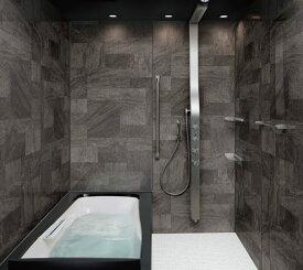 【7月はエントリーでP10倍】システムバスルーム スパージュ PXタイプ 1216(1200mm×1600mm)サイズ 全面張り マンション用ユニットバス システムバス リクシル LIXIL 高級 浴槽 浴室 お風呂 リフォーム