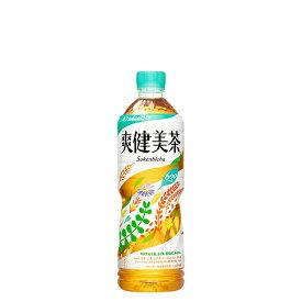 【メーカー直送品】 爽健美茶 PET 600ml×24本セット