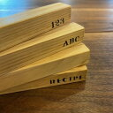 [新発売記念!半額]おしゃれな 木製 マグネットバー 2本セット(チーク材マグネットバー、ウッドマグネット、おしゃれ…
