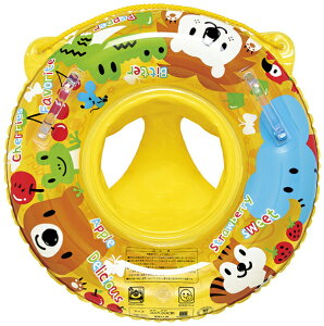 浮き輪 子供 足入れ ベビー浮き輪 足入れうきわ ベビーうきわ フォレストアニマル 浮き輪 浮輪 ウキワ 取っ手付 プールや海水浴に 男の子 女の子 子供用 子ども用 こども用 幼児用 対象年齢
