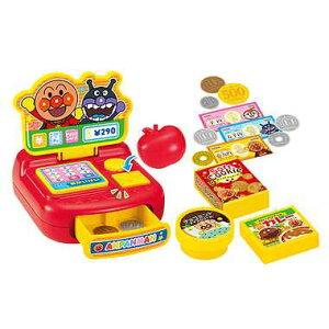 アンパンマン おもちゃ 玩具 タッチでPi! ミニレジスター お買い物ごっこ お金あそび ごっこ遊び 3歳 4歳 知育玩具