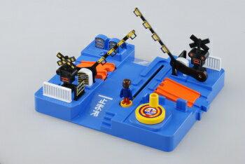 プラレール 情景部品 J-19 サウンドふみきりセット 踏切 プラキッズ1体付き 電車、新幹線のおもちゃ 知育玩具