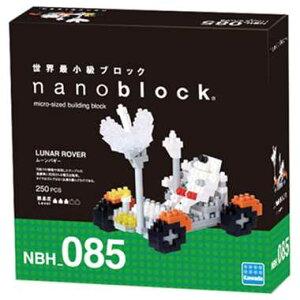 ナノブロック ムーンバギー nanoblock nanoブロック マメログ mamelog ダイヤブロック おもちゃ 知育玩具