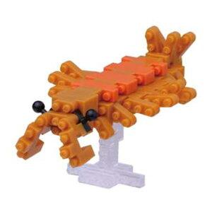 ナノブロック アノマロカリス nanoblock nanoブロック マメログ mamelog ダイヤブロック おもちゃ 知育玩具