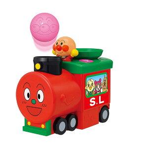 アンパンマン おもちゃ 男の子 女の子 1歳半 1歳6ヶ月 2歳 アンパンマンボールがとびだす ポンポンSLマン 知育玩具