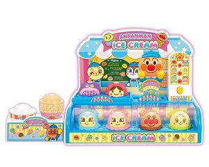 アンパンマン おもちゃ 男の子 女の子 3歳 4歳 のっけてポン アンパンマンのアイスちょうだい お店屋さん ままごと 知育玩具