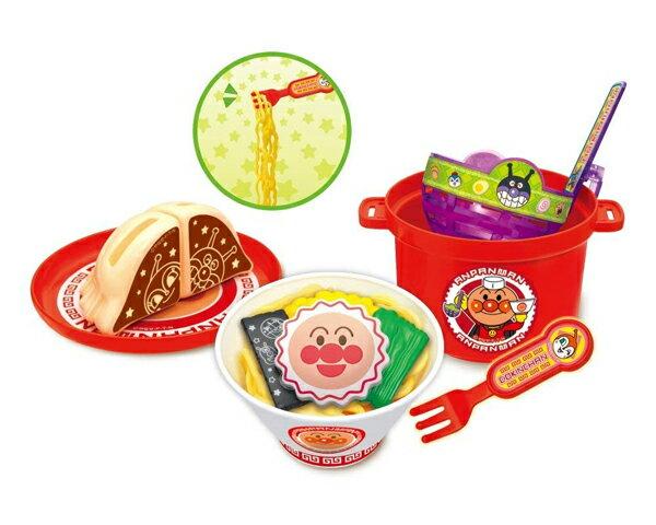 アンパンマン おもちゃ 男の子 女の子 3歳 4歳 湯切りでチャッチャ アンパンマンラーメンセット ラーメン屋さん お店屋さん ままごと 知育玩具