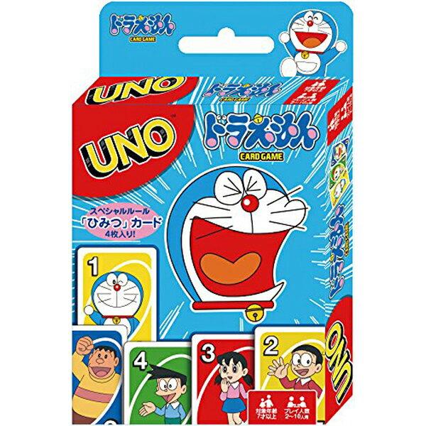 ウノ カードゲーム ウノ キャラクター ウノ ドラえもん おもちゃ 男の子 女の子 7歳以上 大人 テーブルゲーム パーティーゲーム 知育玩具