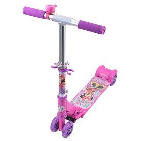 ディズニー ミッキー&フレンズ ミニー イージースケーター 3歳 4歳 5歳 キックボード キックスケーター 子供用 ミニーマウス おもちゃ キャラクターグッズ 知育玩具