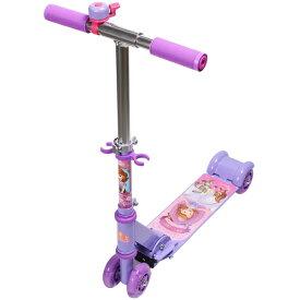 ディズニー ちいさなプリンセス ソフィア イージースケーター 3歳 4歳 5歳 キックボード キックスケーター 子供用 おもちゃ キャラクターグッズ 知育玩具