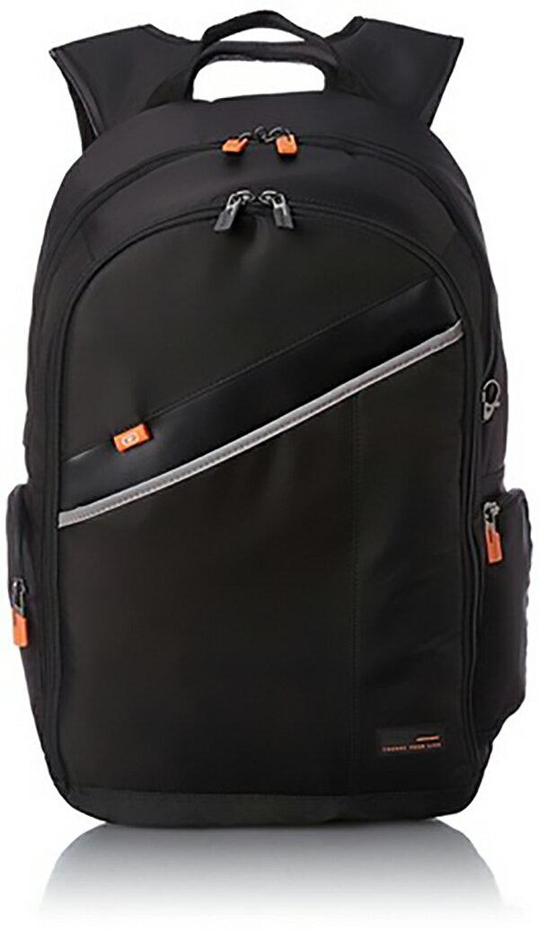 ビジネス リュックサック バックパック 大容量 収納上手 メンズ レディース Hedgren リュック PCバッグ メンズ FRAMEWORK ブラック 紳士用 男性用 女性用 かばん カバン 鞄 HCFRM08