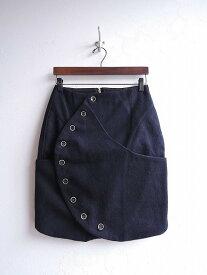 キャピタル KAPITAL ウール混スカート 1/S【中古】【21A81】【高価買取中】【店頭受取対応商品】