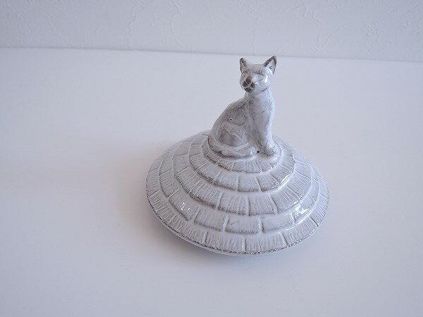 アスティエドヴィラット ASTIER de VILLATTE クーベルチュール 猫 グラスキャンドル用【中古】【高価買取中】【店頭受取対応商品】