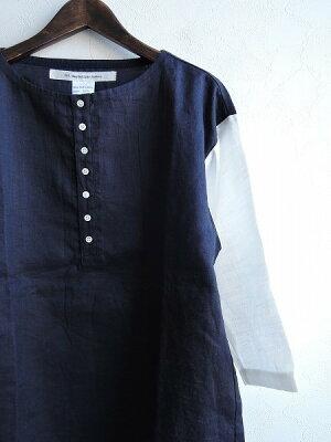 イール EEL ベーブルースヘンリーネックシャツ XS【中古】【13G81】