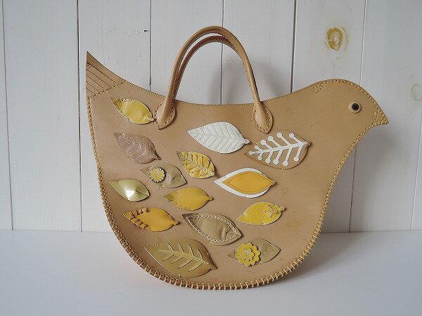 ミナペルホネン mina perhonen tori bag とりバッグ【中古】【13L81】【高価買取中】【店頭受取対応商品】