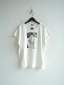 【未使用品】 マーブルシュッド marble SUD ベアープリントTシャツ -【中古】【82H91】【高価買取中】【店頭受取対応商品】