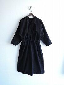 ランフランセダンタン Lin francais d'antan Noort Cotton one piece -【中古】【62I91】【高価買取中】【店頭受取対応商品】