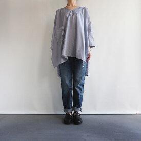 【新品】 ギャレゴデスポート GALLEGO DESPORTES V-neck blouse one front pocket S【中古】【高価買取中】