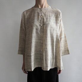 【新品】 ネルークマール NEERU KUMAR Cotton blouse コットンブラウス M【中古】【40C12】【高価買取中】