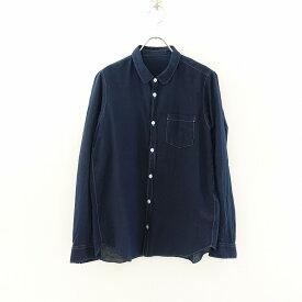 【染】 ゴーシュ ゴーシュ コットンシャツ 4【中古】【01E12】【高価買取中】