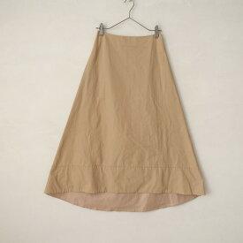 ドレステリア DRESSTERIOR コットンマキシスカート 38【中古】【02D12】【高価買取中】