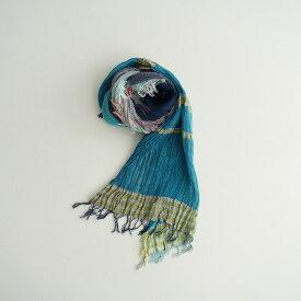 【美品】 タマキニイメ tamakiniime roots shawl cotton MIDDLE ルーツショール コットン ミドル【中古】【02D12】【高価買取中】