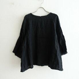 ネストローブ nest Robe 袖切替えブラウス -【中古】【22D12】【高価買取中】