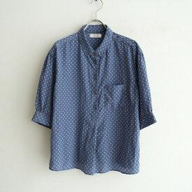 フォードミルズ Ford mills ボタンダウンドットとろみシャツ 36【中古】【10H12】【高価買取中】