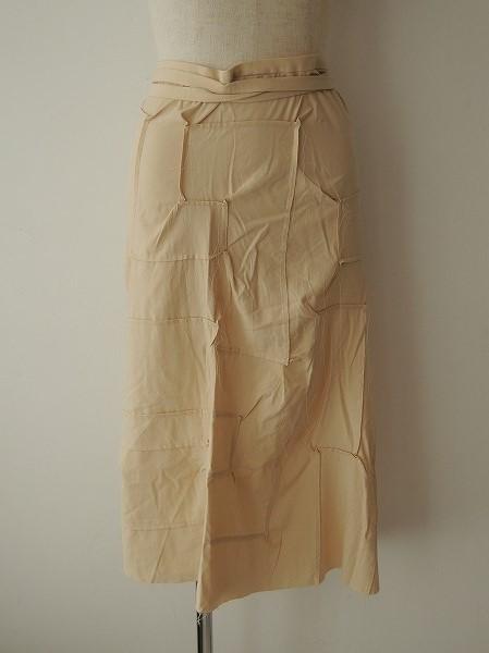 ヤブヤム YAB-YUM デザインラップスカート sizeM【中古】【高価買取中】【セール対象商品】