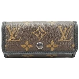 ルイヴィトン モノグラム マカサー ミュルティクレ6 キーケース Louis Vuitton 6連キーケース M60165 ヴィトン【中古】