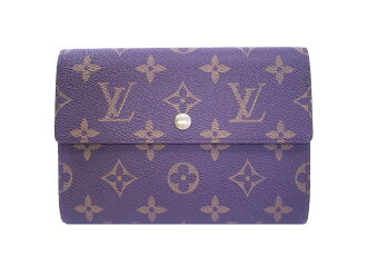 Louis-Vuitton Monogram purses with putting purse M61202