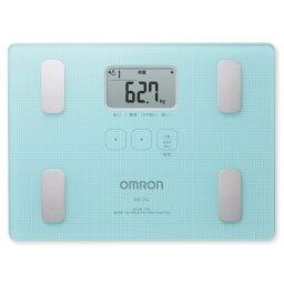 歐姆龍體重身體組成計OMRON身體掃描HBF-216 B藍色