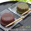 水ようかん 選べる5個セット 小倉 抹茶 1000円ポッキリ【送料無料】