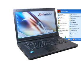 貴重 英語版 WINDOWS XPインストール 英語キーボード互換TOSHIBA L40 XPなら爆速 Core I3 2.40G 15インチワイドHD液晶 DVD 英語版専用ソフトに最適【中古】