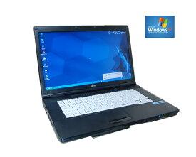 90日保障 いまさらですが WINDOWS XP搭載 XPなら最強レベル 富士通 FMV-A572 高速CPU Core I5 第三世代 2.60G WINDOWS XP 最終動作機種 ソフトに最適 メモリー2.0G 250G DVD (英語版XP変更可)【中古
