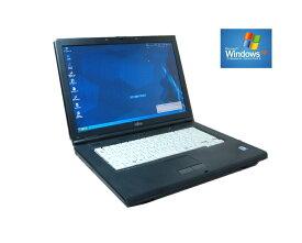 90日保障 いまさらですが WINDOWS XP搭載 XPなら最強レベル 富士通 FMV-A550 高速CPU Core I5 2.66G WINDOWS XP ソフトに最適 メモリー3.0G 160G DVDマルチ 無線LAN(オプション)(英語版XP変更可)【中古】