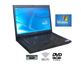 いまさらながら WINDOWS XP PRO 通信ソフトに便利 シリアル(RS232C) DELL E5500(メモリー2G〜4G) DVD 無線 フルセット ご購入時選択(言語:日本語・英語)【中古】