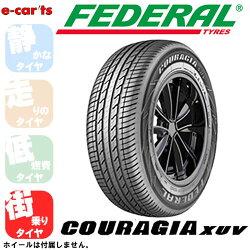 激安タイヤFEDERALCOURAGIAXUV265/65R17(フェデラルクーラジアXUV)新品タイヤ4本価格