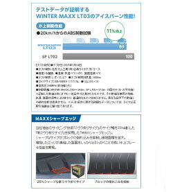DUNLOPWINTERMAXXLT03215/70R17.5(ダンロップウィンターマックスLT03)国産新品タイヤ4本価格